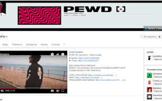 Разбор интересных тематик для YouTube канала