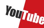 Добавление ярлыка YouTube на рабочий стол