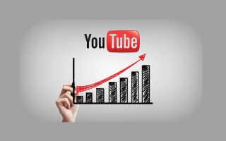 Раскрутка канала на Ютуб, бесплатные и платные варианты