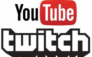 Обзор лучших программ для стрима в YouTube