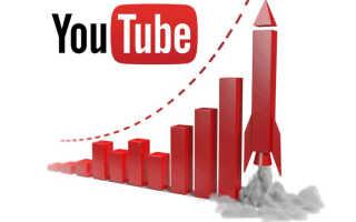 Анализ и статистика любого канала на сайте YouTube
