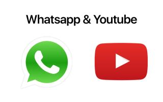 Быстрый способ отправки видео с Ютуба в Ватсап
