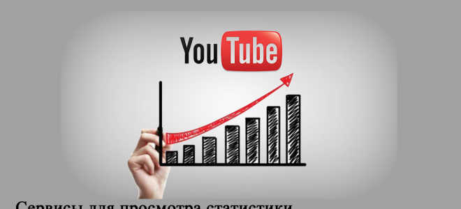 Сервисы для просмотра самых популярных блогеров YouTube