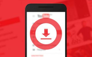 Программы для загрузки видео на Android