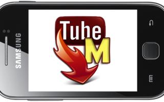 TubeMate для YouTube скачать для Android