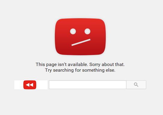 Иллюстрация на тему Не работает Ютуб: произошла ошибка на телефоне Android