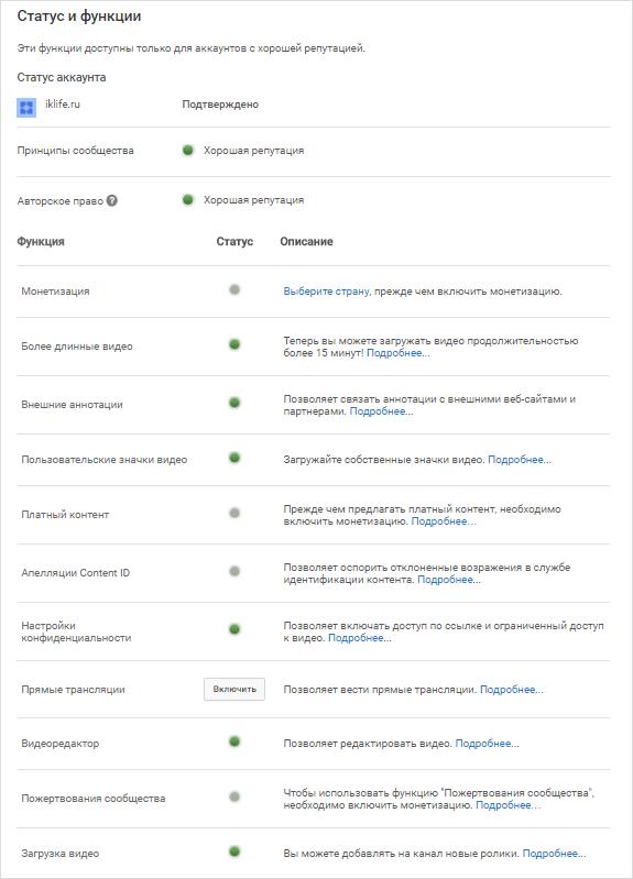 Иллюстрация на тему Как подтвердить канал на Ютубе: подробная инструкция