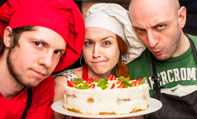 Иллюстрация на тему Лучшие кулинарные каналы на Ютубе на русском языке