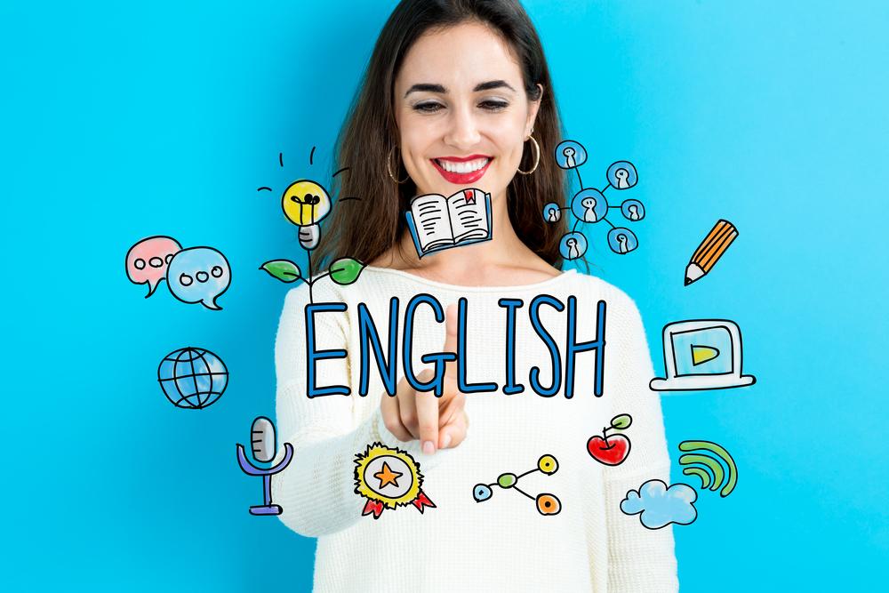 Иллюстрация на тему Доступные Ютуб каналы для изучения английского языка