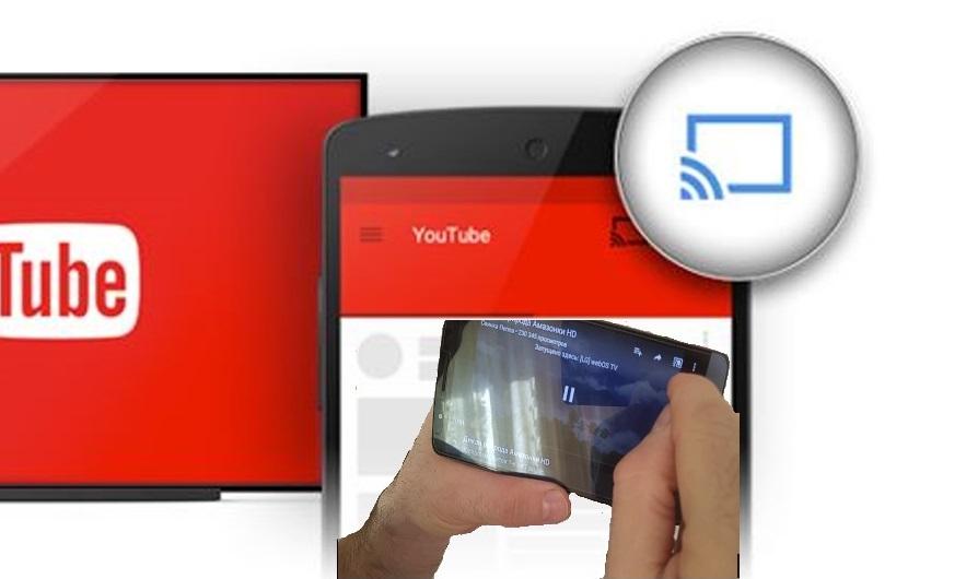 Иллюстрация на тему Как подключить Ютуб к телевизору, варианты подключения
