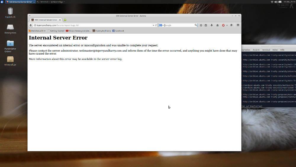Иллюстрация на тему Код ошибки 500 Ютуб, как исправить Internal Server Error