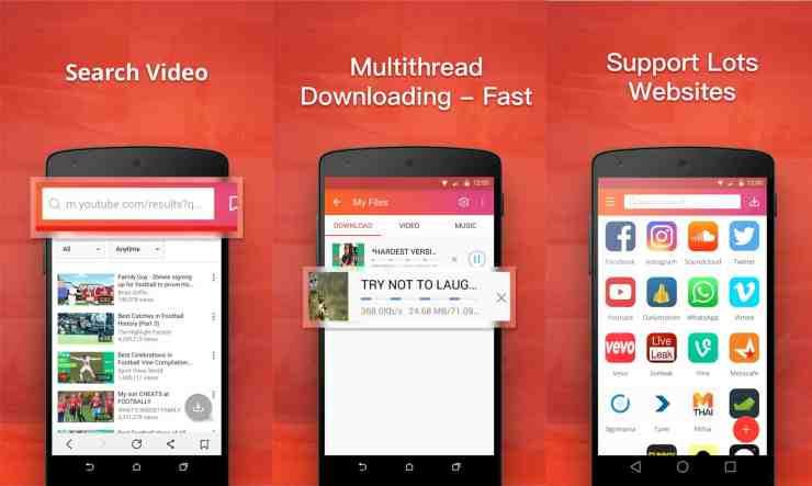 Иллюстрация на тему YouTube Downloader APK для Android: как скачать и установить