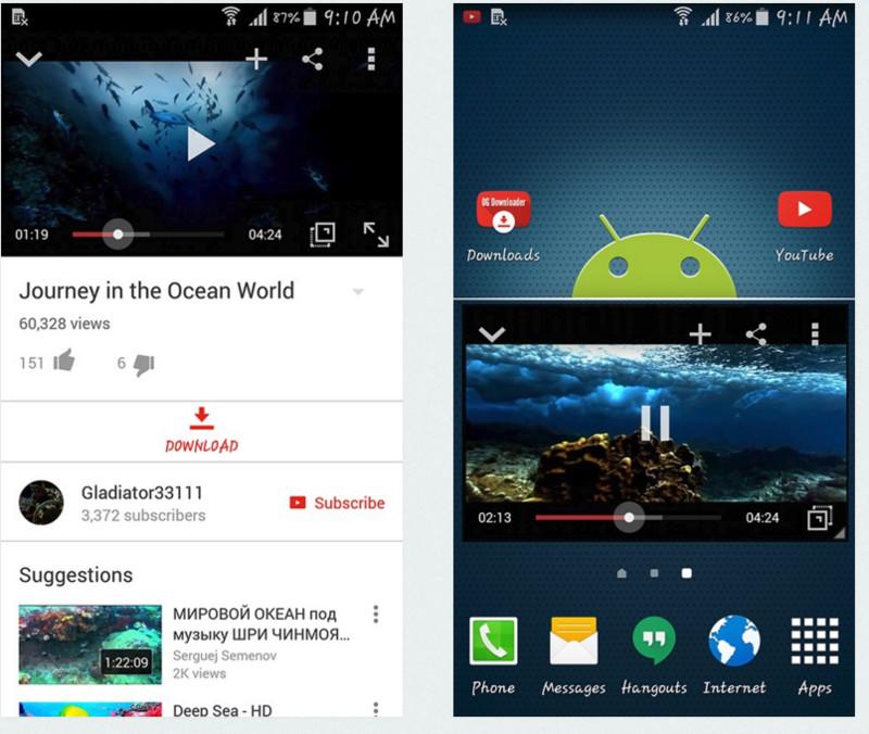 Иллюстрация на тему OG YouTube скачать последняя версия для Андроида