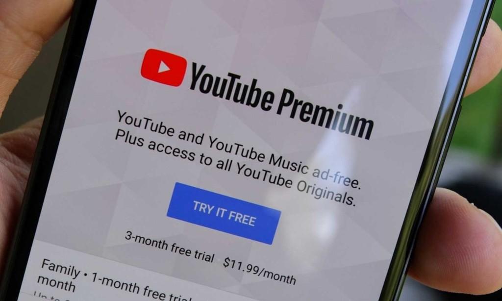 Иллюстрация на тему YouTube Premium: Red Music, отключить премиум, отменить подписку