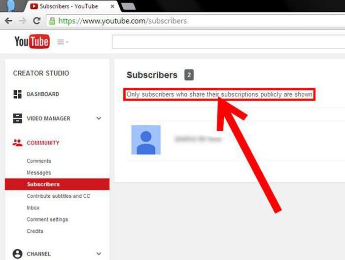 Иллюстрация на тему Как посмотреть подписчиков на Ютубе: советы, рекомендации